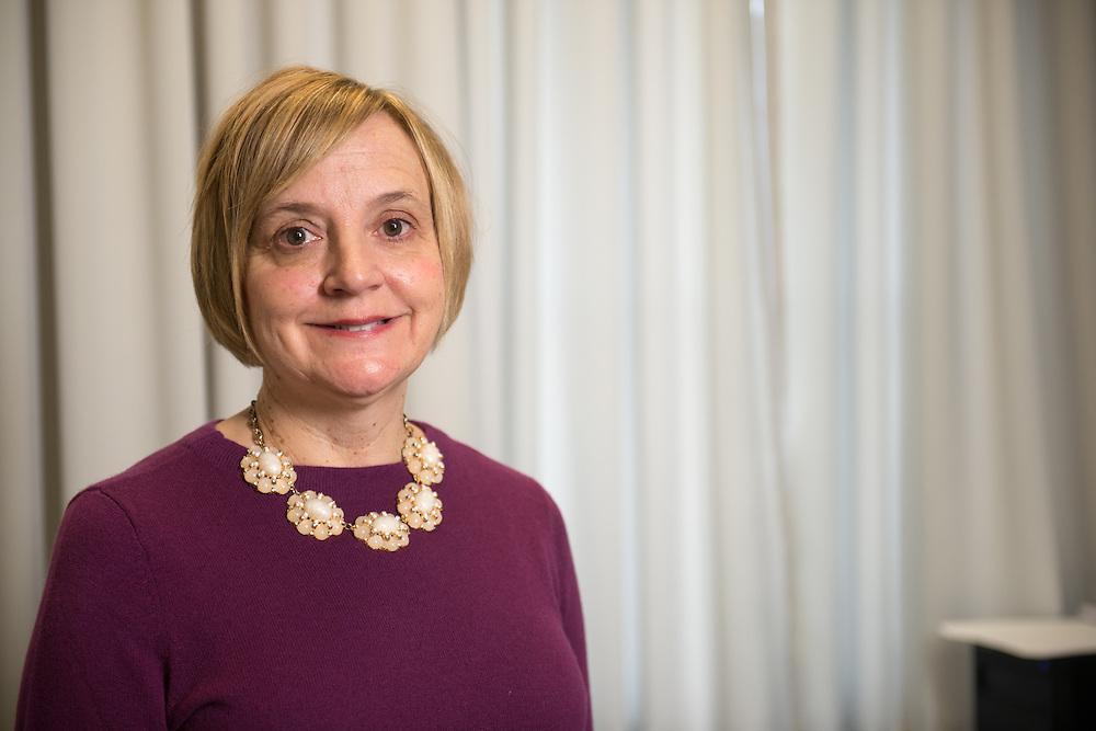 Christine Gidycz. © Ohio University / Photo by Ben Siegel