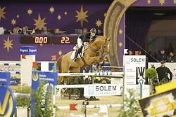Hellström, Wilma Charlotte, Cillarney<br /> Frankfurt - Festhallen Reitturnier 2014<br /> Youngster Tour<br /> © www.sportfotos-lafrentz.de/ Stefan Lafrentz