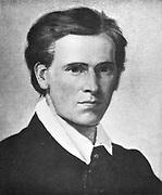 Moritz Von Schwind  (1804-1871) Austrian Romantic Painter.