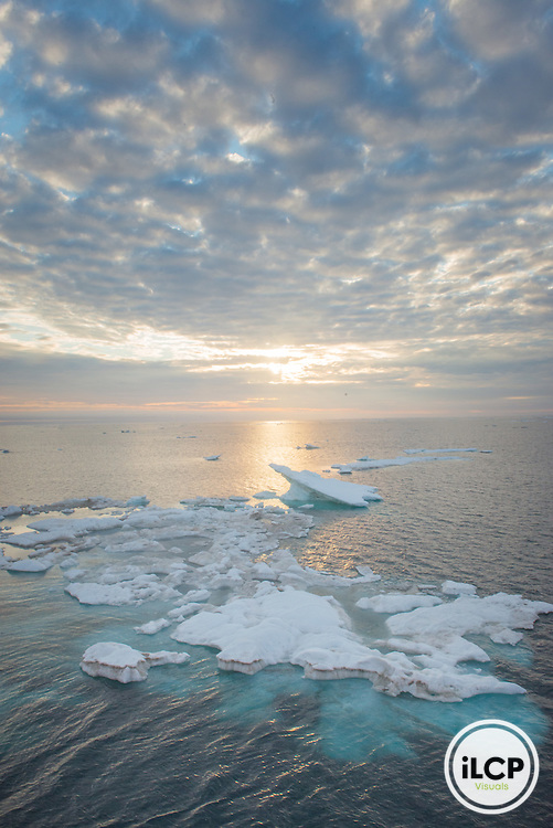 Arctic Ocean. 07.18.2015, Esther Horvath / iLCP