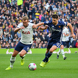 19,10,2019 Tottenham Hotspur and Watford