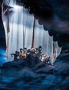 English National Ballet - Corsaire- Milton Keynes 2013