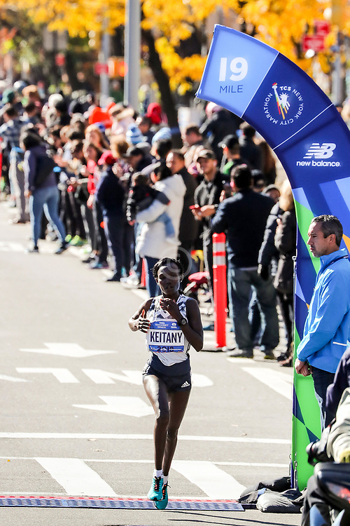 NYRR TCS New York City Marathon 2018