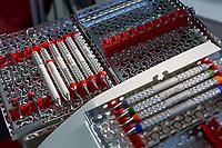 Крупный план. Медицинские инструменты. Комплексная фотосъемка для сети стоматологических клиник Заблоцкого, Украина.