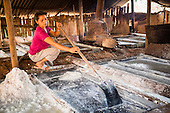 Making Salt in Laos