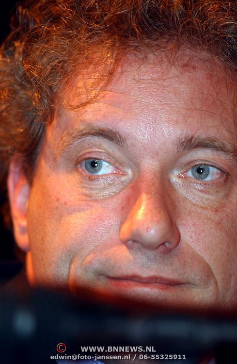 Lijsttrekkersdebat Ouderen, fractievoorzitter D'66 Thom de Graaf