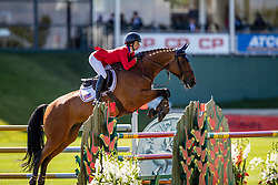 Coles Sloane, USA, Chippendale's Boy DZ<br /> Spruce Meadows Masters - Calgary 2019<br /> © Hippo Foto - Dirk Caremans<br />  05/09/2019