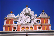 Chettinad. architecture