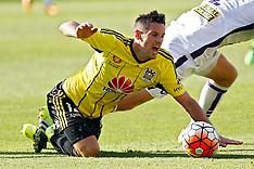 Wellington-Football, A- League, Phoenix v Perth Glory