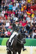 Morgan Barbancon Mestre - Painted Black<br /> Alltech FEI World Equestrian Games™ 2014 - Normandy, France.<br /> © DigiShots