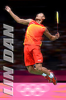Lin Dan, China, Olympic Gold Medal, London Olympics 2012