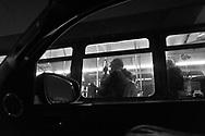 Madison Metro bus in Madison, Wisconsin Thursday, Nov. 30, 2017.