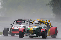#241 William REDMAN Caterham 420R  during CSCC Gold Arts Magnificent Sevens  as part of the CSCC Oulton Park Cheshire Challenge Race Meeting at Oulton Park, Little Budworth, Cheshire, United Kingdom. June 02 2018. World Copyright Peter Taylor/PSP.