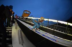 21.11.2014, Vogtland Arena, Klingenthal, GER, FIS Weltcup Ski Sprung, Klingenthal, Herren, HS 140, Qualifikation, im Bild Thomas Diethart (AUT) // during the mens HS 140 qualification of FIS Ski jumping World Cup at the Vogtland Arena in Klingenthal, Germany on 2014/11/21. EXPA Pictures © 2014, PhotoCredit: EXPA/ Eibner-Pressefoto/ Harzer<br /> <br /> *****ATTENTION - OUT of GER*****