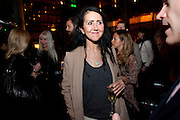LIZ JONES, BFC/Vogue Designer Fashion Fund winner Christopher Kane announcement. Almada, 33 Dover Street, London,2 February 2011 -DO NOT ARCHIVE-© Copyright Photograph by Dafydd Jones. 248 Clapham Rd. London SW9 0PZ. Tel 0207 820 0771. www.dafjones.com.