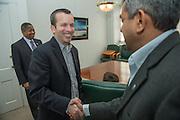 Presidential Teaching Award President Roderick McDavis Provest Pam Benoit Raymond D. Frost Emilia Alonso Sameno
