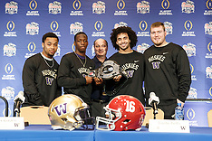 161227 - News Conference (Coordinators/Players) - Washington