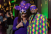 Mardi Gras celebration at 8Up Elevated Drinkery & Kitchen