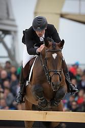 McAuley Mark (IRL) - Isco de Amoranda<br /> Longines Global Champions Tour of Antwerpen 2014<br /> © Dirk Caremans