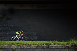 Rachele Barbieri at Boels Rental Ladies Tour Stage 3 a 16.9 km individual time trial in Roosendaal, Netherlands on August 31, 2017. (Photo by Sean Robinson/Velofocus)