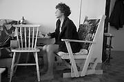 Soins palliatifs à domicile. Lucie Gagnon. Cancer du pancréas. Serveuse, barmaid. Voyages, livres, culture.