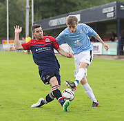 Liam Gibb - Highland League Turriff United v Dundee under 20s - pre-season friendly at The Haughs, Turriff<br /> <br />  - &copy; David Young - www.davidyoungphoto.co.uk - email: davidyoungphoto@gmail.com