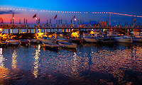 &ldquo;Sunset over Sorrento fishing village of Marina Grande&rdquo;&hellip;<br />