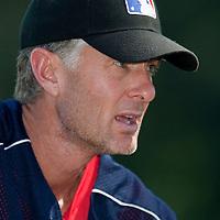 Baseball - MLB Academy - Tirrenia (Italy) - 19/08/2009 - Brent Mayne