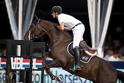 Philippaerts Nicola, (BEL), H&M Quenzo de le Roque<br /> Belgisch Kampioenschap Jumping - Lanaken 2016