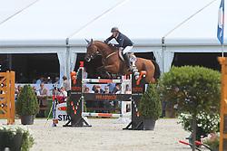 Coyle Trevor (IRL) - Jubilee D'Ouilly<br />Flanders Horse Event - Beervelde 2012<br />© Hippo Foto - Counet Julien