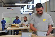 18/05/15 - ISSOIRE - PUY DE DOME - FRANCE - REXIAA, entreprise aeronautique du Groupe REXIAA - Photo Jerome CHABANNE