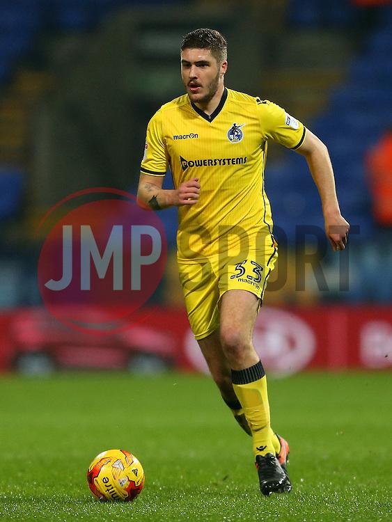 Ryan Sweeney of Bristol Rovers - Mandatory by-line: Matt McNulty/JMP - 28/02/2017 - FOOTBALL - Macron Stadium - Bolton, England - Bolton Wanderers v Bristol Rovers - Sky Bet League One