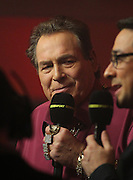 Darts Legend Bobby George during  match of the BDO World Darts Championships at  at Lakeside, Frimley Green, United Kingdom on 7 January 2015. Photo by Phil Duncan.