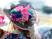 Longines Kentucky Oaks Day, Friday, May 6, 2016, in Louisville, Ky.  Longines, the Swiss watch manufacturer known for its luxury timepieces, is the Official Watch and Timekeeper of the 142nd annual Kentucky Derby. (Photo by Diane Bondareff for Longines/AP Images)