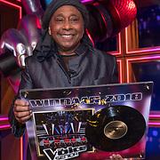 NLD/Amsterdam/20180914 - Bekendmaking winnaar The Voice Sr. 2018, Jimi Bellmartin