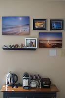 Gator Board Mounted Prints help to create a cool atmosphere