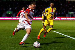 Herbie Kane of Doncaster Rovers runs with the ball - Mandatory by-line: Robbie Stephenson/JMP - 17/02/2019 - FOOTBALL - The Keepmoat Stadium - Doncaster, England - Doncaster Rovers v Crystal Palace - Emirates FA Cup fifth round proper