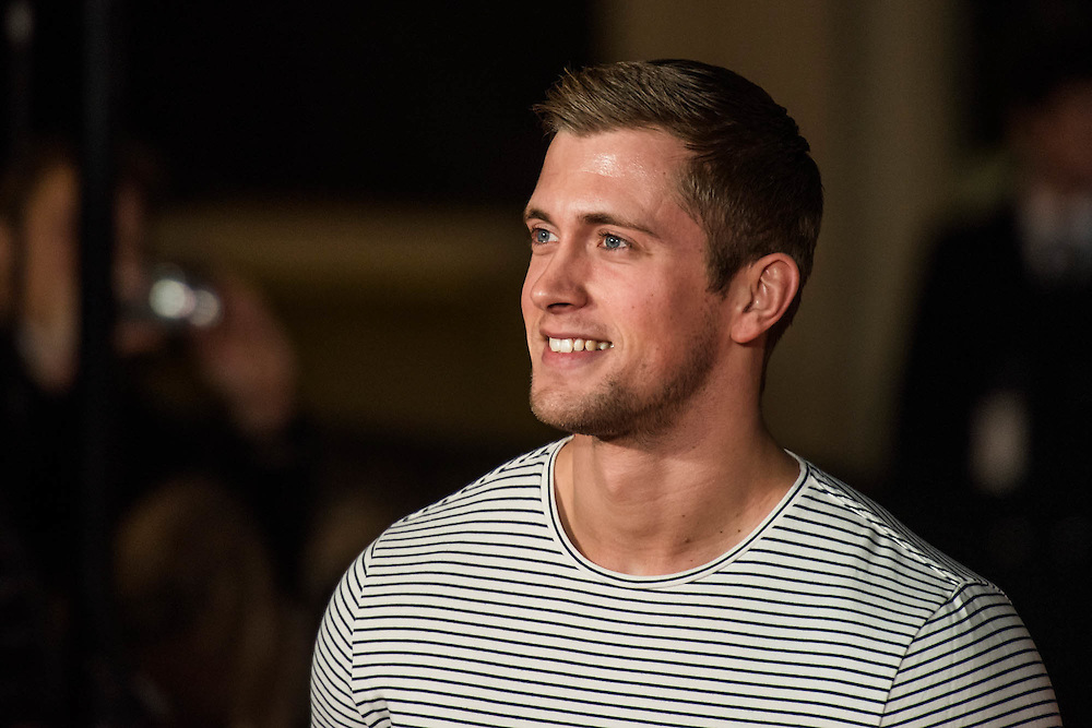 Dan Osborne - The European premiere of Pride and Prejudice and Zombies.