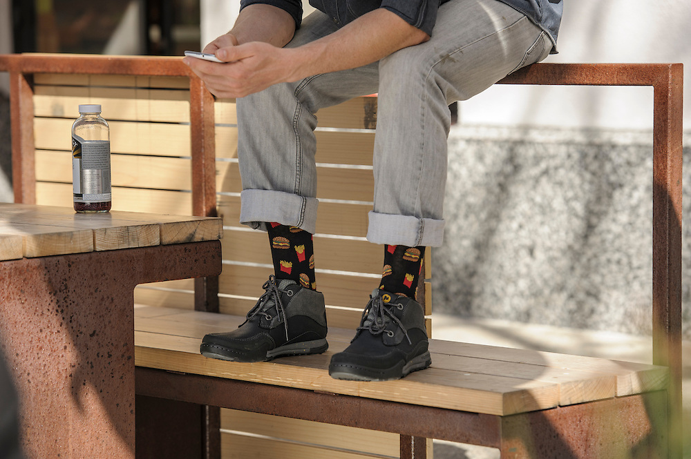 Lifestyle apparel and footwear photography | Socksmith