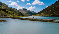Au fond de la vall&eacute;e de Grimentz, le barrage de Moiry a &eacute;t&eacute; mis en service en 1958<br /> ANNIVIERS VALAIS SUISSE MONTAGNE ALPES<br /> &eacute;lectricit&eacute; lac de montagne &eacute;nergie <br /> Hydro&eacute;lectricit&eacute; &eacute;nergie hydro&eacute;lectrique <br /> 2018<br /> <br /> VALAIS SWITZERLAND MOUNTAIN ALPS<br /> electricity mountain lake energy<br /> Hydroelectricity Hydropower<br /> <br /> (OLIVIER MAIRE/ STUDIO54)