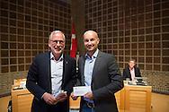 Aalborg Haandværkerforening, Laug, Aalborg Kommune m.m. uddeler legater i Byrådssalen. Foto: © Michael Bo Rasmussen / Baghuset. Dato: 07.05.13
