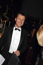 MICHAEL PLATT of Bluecrest Capital Management at the Ark 2007 charity gala at Marlborough House, Pall Mall, London SW1 on 11th May 2007.<br />