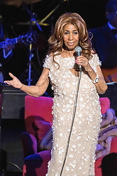 August 26, 2017 - Philadelphia, Pennsylvania, U.S - Grammy Award winning, singer, songwriter, and actress, ARETHA FRANKLIN, performing her hits live at the Mann Center For The Performing Arts in Philadelphia Pa (Credit Image: © Ricky Fitchett via ZUMA Wire)