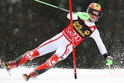 HIRSCHER Marcel  of Austria during the 1st Run of Men's Slalom - Pokal Vitranc 2013 of FIS Alpine Ski World Cup 2012/2013, on March 10, 2013 in Vitranc, Kranjska Gora, Slovenia.  (Photo By Vid Ponikvar / Sportida.com)