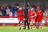 Crawley Town v Morecambe 150918