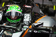 April 15-17, 2016: Chinese Grand Prix, Shanghai, Nico Hulkenberg (GER), Force India
