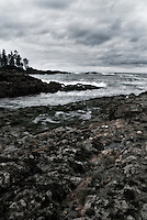 South Beach is  a beautiful and rugged stretch of beach along the west coast of Vancouver Island.