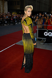GQ Men of the Year Awards 2013. Rita Ora during the GQ Men of the Year Awards, the Royal Opera House, London, United Kingdom. Tuesday, 3rd September 2013. Picture by Chris  Joseph / i-Images