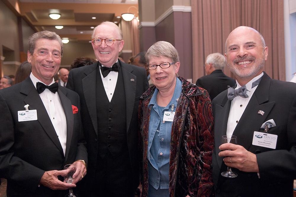 18450Alumni Awards Gala: Homecoming Oct. 12,