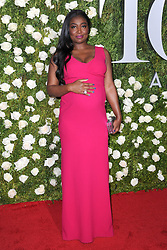 June 11, 2017 - New York, NY, USA - June 11, 2017  New York City..Patina Miller attending the 71st Annual Tony Awards arrivals on June 11, 2017 in New York City. (Credit Image: © Kristin Callahan/Ace Pictures via ZUMA Press)